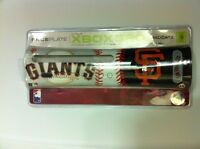 NEW Official San Francisco Giants  MLB Faceplate  for Microsoft XBOX 360