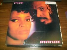 "Mtume-Breathless-Out Of Breath-12"" Single-Epic-49 05385-Vinyl Record-NM"