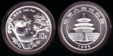 Cina 10 Yuan Argento Panda 1995