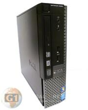 Dell OptiPlex 9020 USFF Desktop Quad Core i5 3.0Ghz 4590s 4GB DVD-RW NO HDD