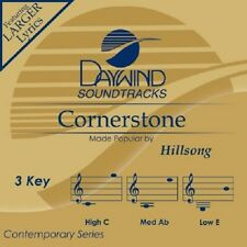 Hillsong - Cornerstone - Accompaniment CD New
