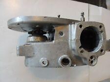 BSA 1962 C15 250cc Vintage Crank Case ENG# C15 B 299 and Stud Bolts PN# 40-0022