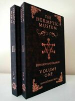 HERMETIC MUSEUM, AE Waite, Golden Dawn, Aleister Crowley, Hermetic Alchemy