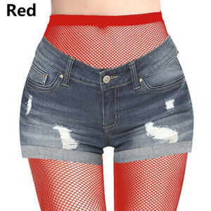 Women Mesh 4 Size Fishnet Net Pattern Pantyhose Tights Stockings Socks Lingerie