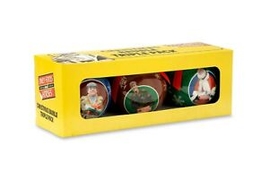 Only Fools and Horses Official Christmas Bauble Decoration Triple Pack FREE P&P