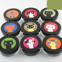 8g empty cosmetic sifter loose jar container puff box makeup travel SL