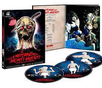 IL RITORNO DEI MORTI VIVENTI (3 DVD + BOOKLET) EDIZIONE SPECIALE LIMITATA