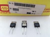 1±/% RN60D86R6F 1 Resistor 10pcs Thick Film DALE 86.6 Ohm 300V