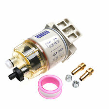 Diesel Fuel Filter / Water Separator For R12t Marine Spin-on Housing 120AT