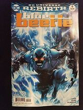 Dc Universe Rebirth Blue Beetle # 9 (1st Print) Variant