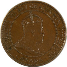 1906 CANADA 1 CENT KM #8 - UNCIRCULATED