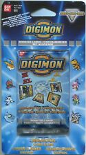 New & Sealed SPANISH Digimon Booster Pack Series 1 8 Card Pack SPANISH