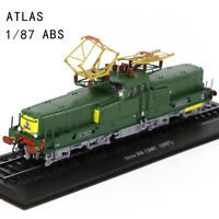 ATLAS EDITIONS 1:87 Serie BB 12087 (1957) COLLECTIONS LIMITED Train Model