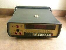 Bk Precision 2831a Digital Multimeter Electronic Test Bench Repair Multiples