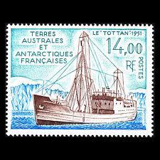 TAAF 1992 - Ships - Sc 171 MNH