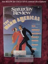 Saturday Review October 14 1978 WARM AMERICAS TAD SZULC ALBERT ROSENFELD