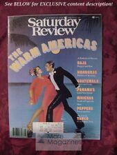 Saturday Review October 14 1978 WARM AMERICAS TAD SZULC ALBERT ROSENFELD