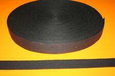 SANGLE RUBAN Gros Grain CHOCOLAT 40 mm pour loisirs créatifs Vendu aux Mètres