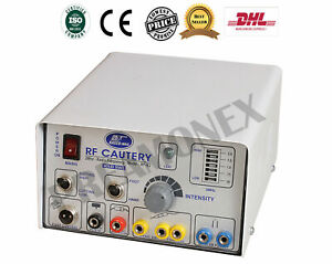 RF-CAUTERY 2-Mh Radio Surgical High Frequency Electro surgical-Generator Unit-TZ