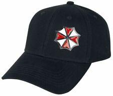 Cappello Resident Evil - Umbrella Co. logo black Adjustable Cap Hat Difuzed