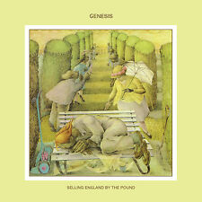 Genesis SELLING ENGLAND BY THE POUND Deluxe 180g RHINO RECORDS New Vinyl LP