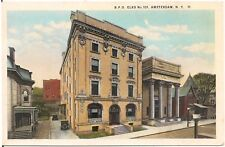 B.P.O. Elks No. 101 in Amsterdam NY Postcard