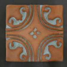Batchelder Geometric Tile Vintage California