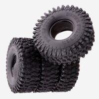 1,9 pouces Austar 4 X escalade caoutchouc pneus éponge Fit RC 1/10 camions