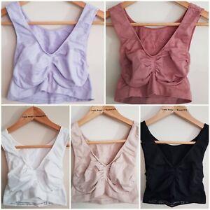 Vercella Vita Medium Control Lace Jaquard Soft Bra, Various Sizes / Colours, NEW