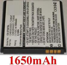 Batterie 1650mAh type CAB32E0000C1 Pour Alcatel One Touch X Pop