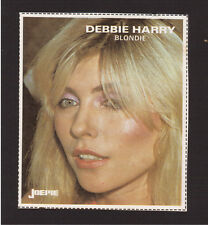 LONDON ~ DEBBIE HARRY PLAYING CARD ~ BLONDIE Verzamelingen VERY RARE 2005 WORLDWIDE CO Niet-sportkaarten
