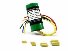 Hallicrafters S-38A Tubular Capacitor & Re-Cap Kit by Hayseed Hamfest LLC