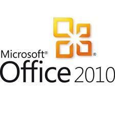MS Office 2010 Home and Business 32/64 Bit Deutsch Vollversions-Lizenz MAR PKC