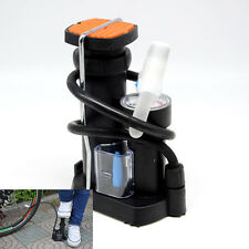 Pressure Moto Bike Wheel Tire Pressure Gauge Cycling Pump Pedal Air Inflato Tool