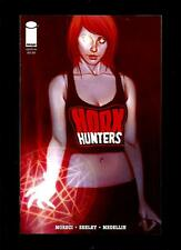 Hoax Hunters US Image Comic vol.1 # 6/'13