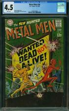 Metal Men #34 CGC 4.5 -- 1968 -- Mike Sekowsky. George Roussos #0360123026