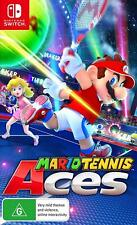 Mario Tennis Aces (Switch, 2018)