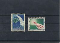 Italy 1933 Rome Chicago NewYork Flight Stamps MNH Ref: R5347