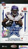 2008 Leaf Rookies+Stars Football Factory Sealed Blaster Box-Rookies!