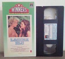 VHS FILM Ita Drammatico LAGUNA BLU brooke shields atkins no dvd(VHS5)