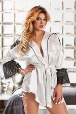 Polyester Glamour Regular Size Kimono Nightwear for Women