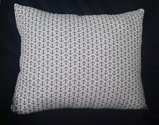Couch-Sofa Pillow - Blue Anchors