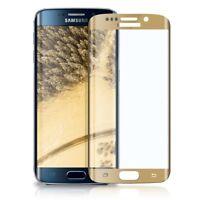 3D Schutz Glas für Samsung Galaxy S6 Edge Display Schutz Folie Full Screen Cover