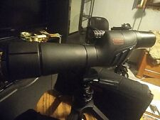 Redfield Rampage 20-60x60mm Spotting Scope