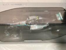 1:18 Minichamps Mercedes W05 Nico Rosberg Winner Australian GP 2014
