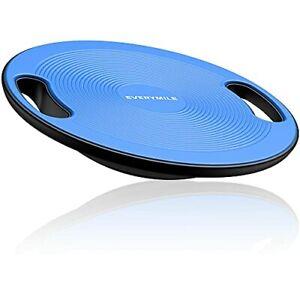 EVERYMILE Wobble Balance Board Exercise Balance Stability Trainer Portable Ba...
