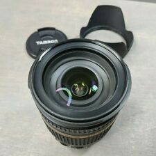 Tamron SP B005 17-50mm f/2.8 Di-II XR IF VC AF Lens For Nikon - plus lens hood