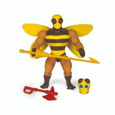 MASTERS OF THE UNIVERSE Vintage Collection Buzz Off Wave 4  SUPER 7   (KA)I