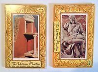 1964-65 New York World's Fair Vatican Pavilion Postcards (2 packs)