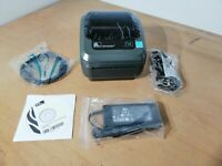 Zebra GK420D 203DPI Thermal Barcode Label Printer USB Interface